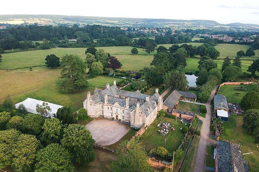 Private Houses for Weddings East Devon