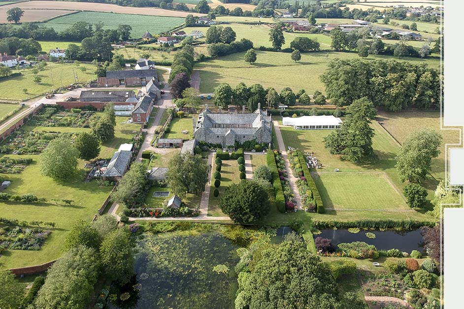 Private Houses for Weddings East Devon